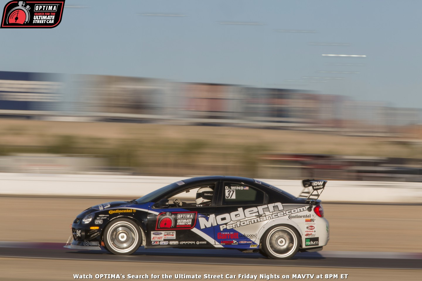 2014 OUSCI Recap- Doug Wind's 2004 Dodge SRT4