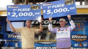 Congratulations to OPTIMA Anglers Barnie White & Chad Dufrene!