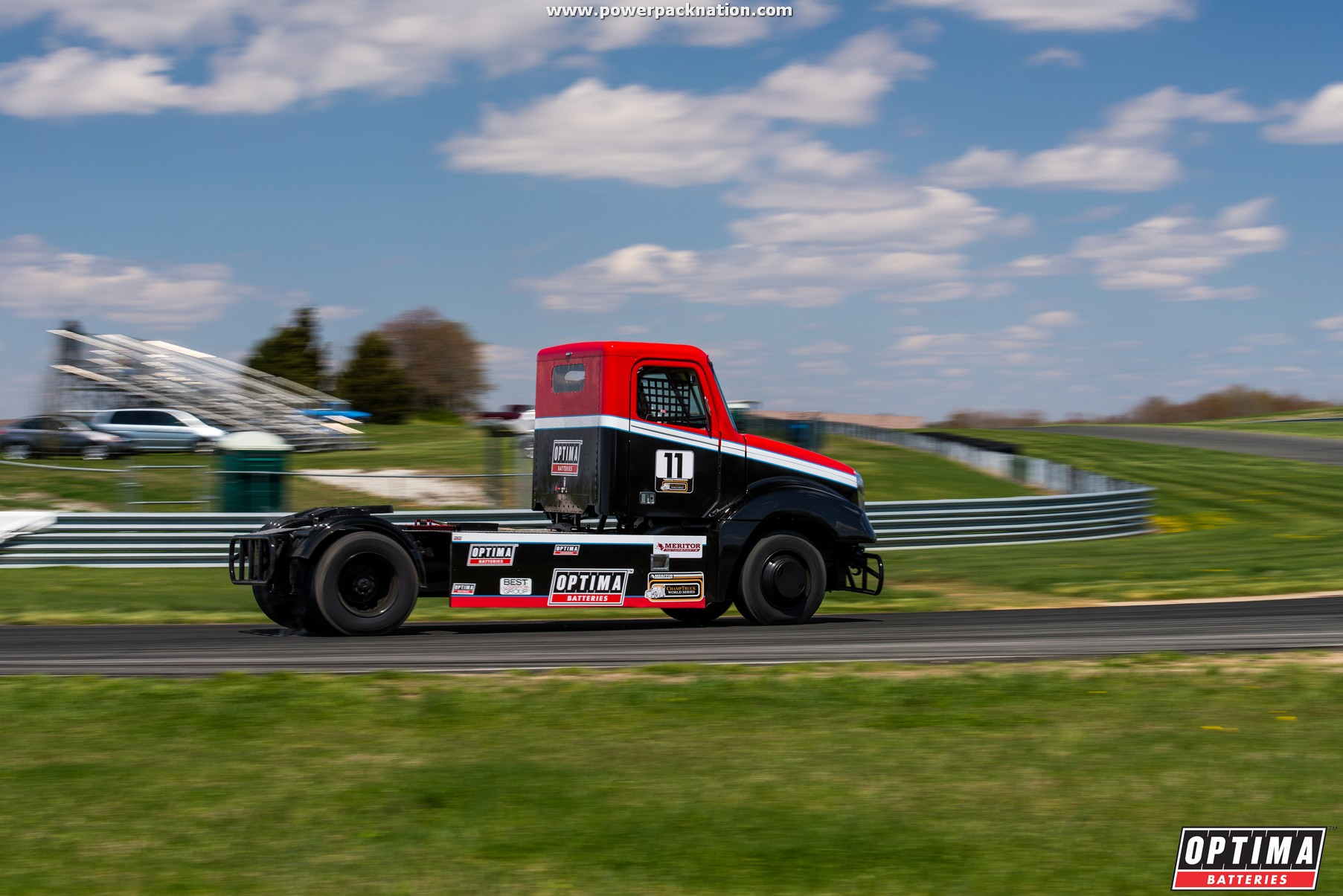 Meritor ChampTruck World Series at VIR
