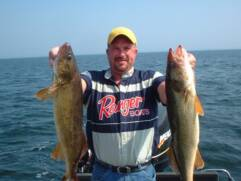 Walleye Madness Loves OPTIMA!