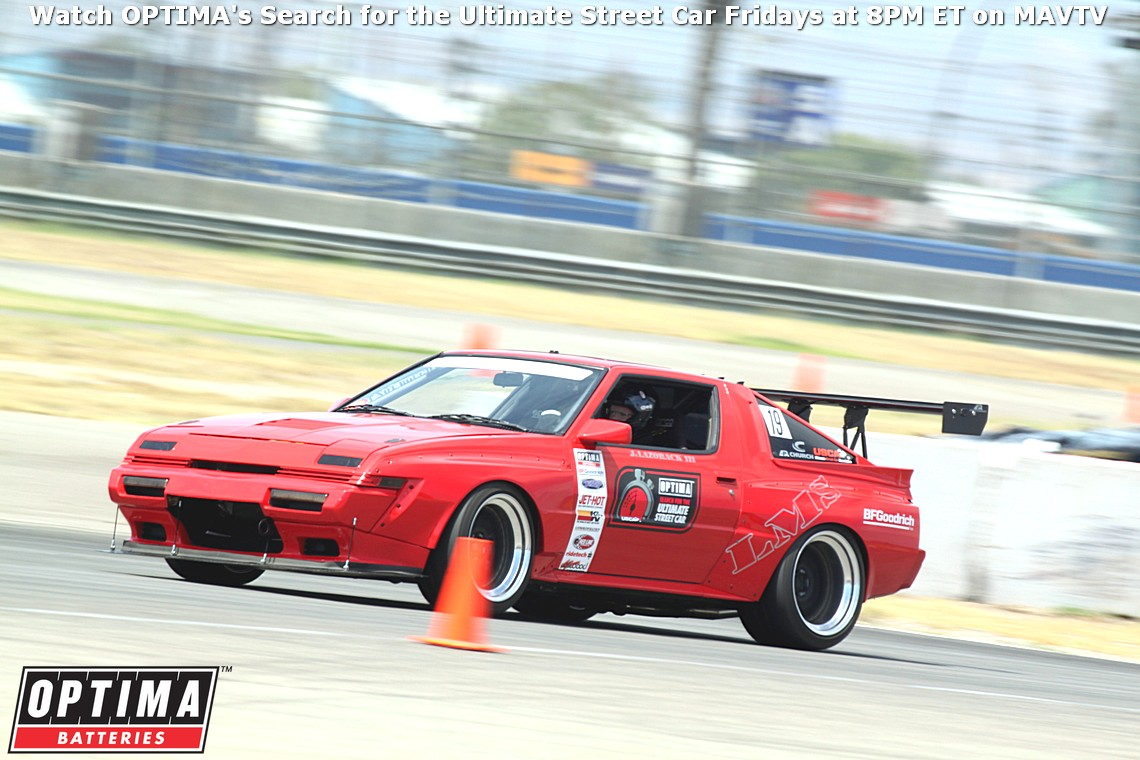 2014 OUSCI Preview- John Lazorack's 1988 Chrysler Conquest