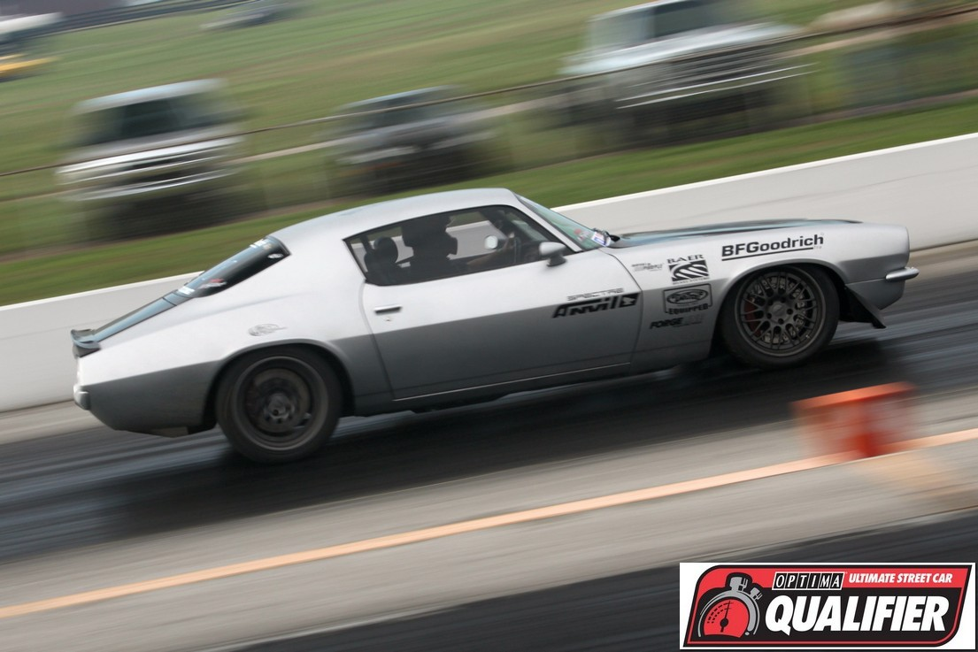 2011 OPTIMA Ultimate Street Car Invitational Preview- Brian Finch's '71 Camaro