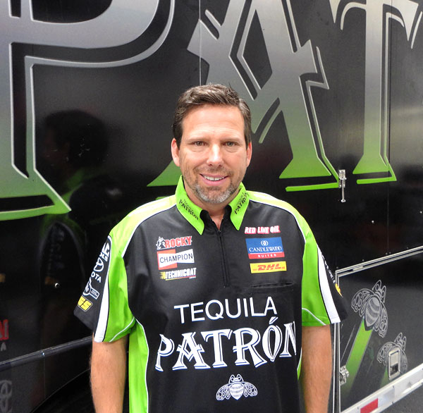 Worsham Joins OPTIMA-Sponsored Kalitta Motorsports as Tequila Patrón Funny Car Crew Chief