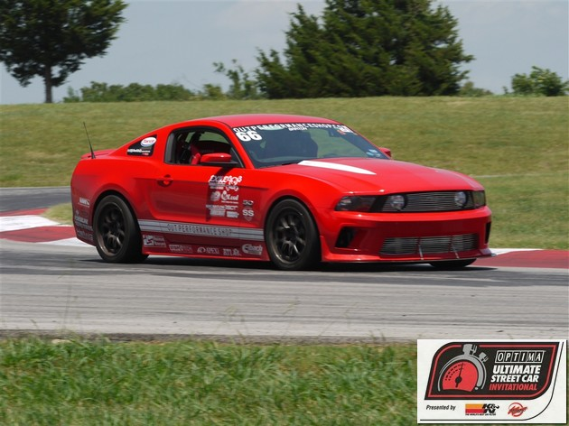 2011 OPTIMA Ultimate Street Car Invitational Preview- OutPerformance Shop's '11 Mustang