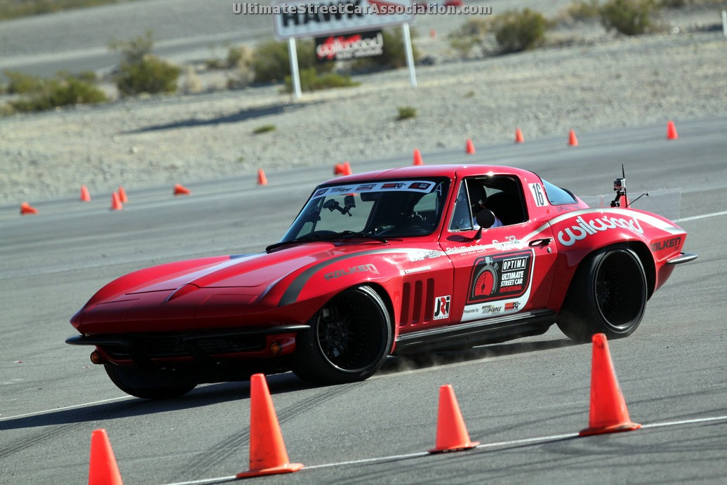 2014 OUSCI Preview- Brian Hobaugh's 1965 Chevrolet Corvette