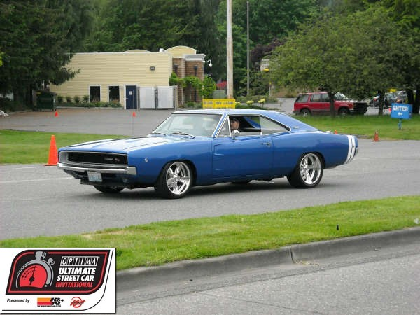 2011 OPTIMA Ultimate Street Car Invitational Preview- Marty Sokulski's '68 Charger