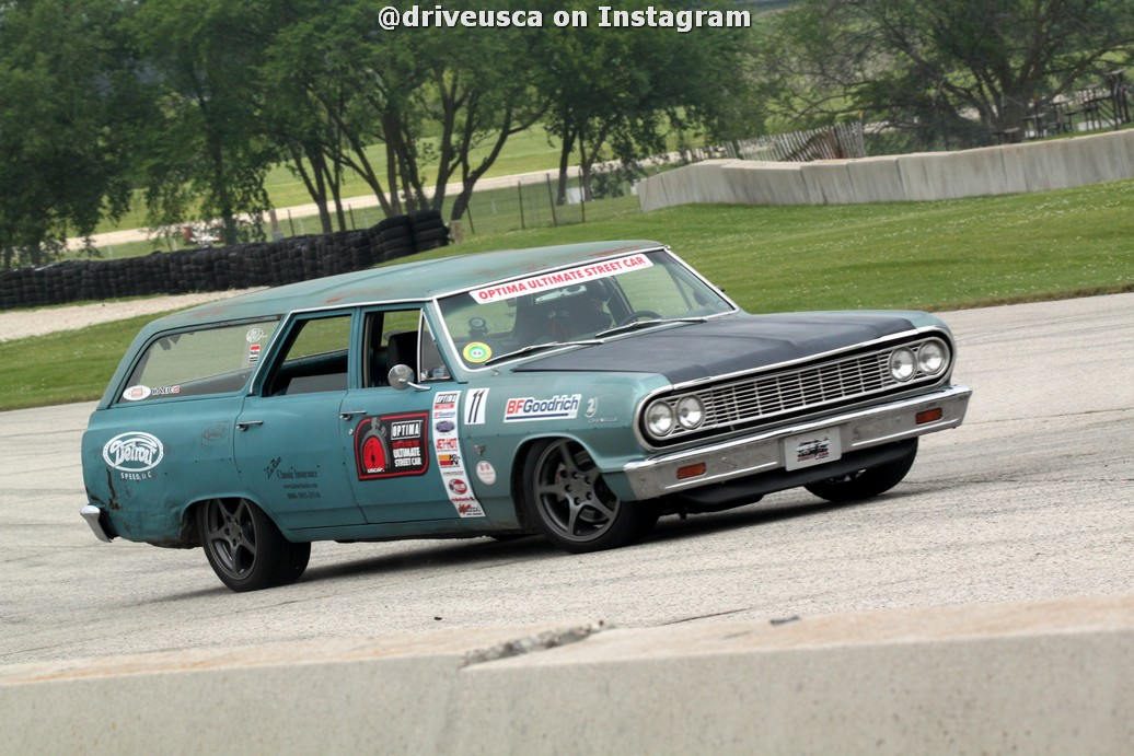 2014 OUSCI Preview- Deb Farrington's 1964 Chevrolet Chevelle Station Wagon