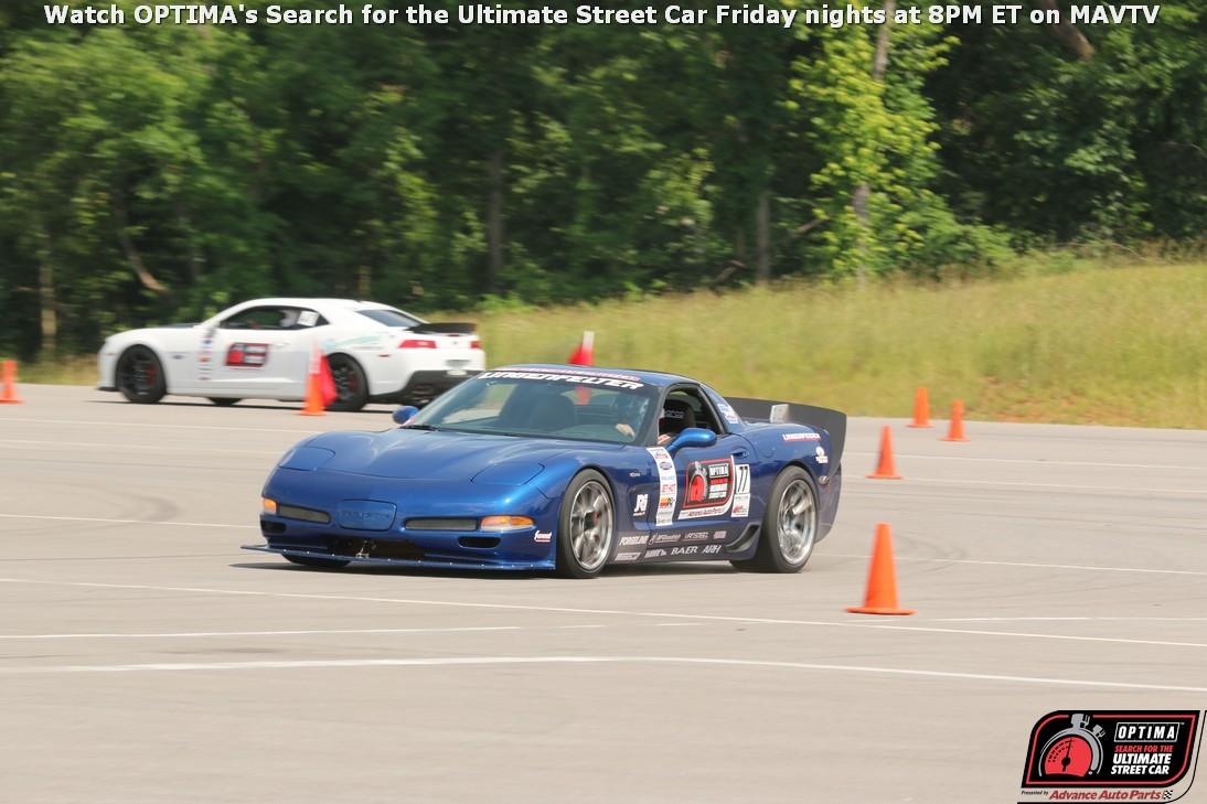 Danny Popp's Corvette- The Ultimate X-Factor