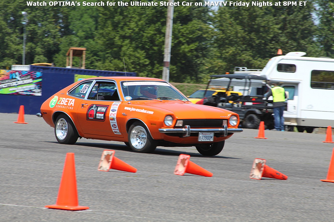 2014 OUSCI Preview- Joe Escobar's 1974 Ford Pinto