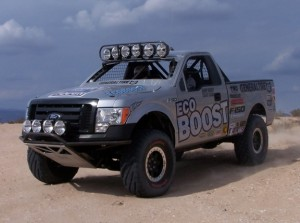 Taking on the Baja 1000