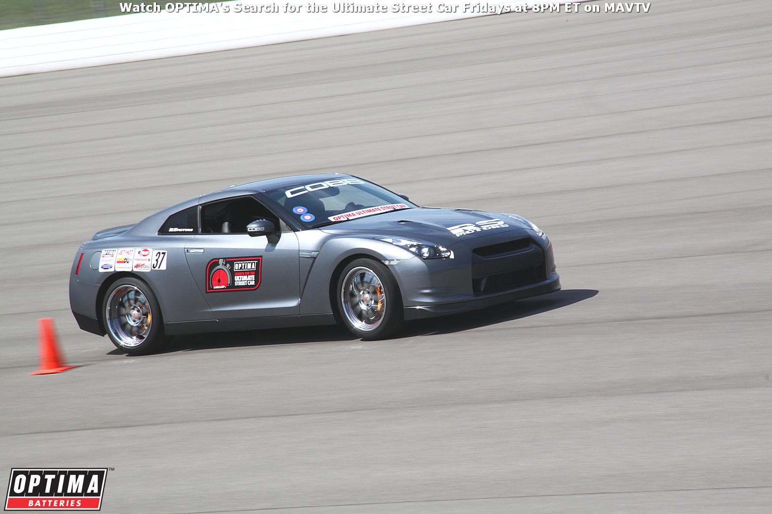 Nissan nissan gtr 2014 : 2014 OUSCI Preview- AJ Santiago's 2011 Nissan GT-R