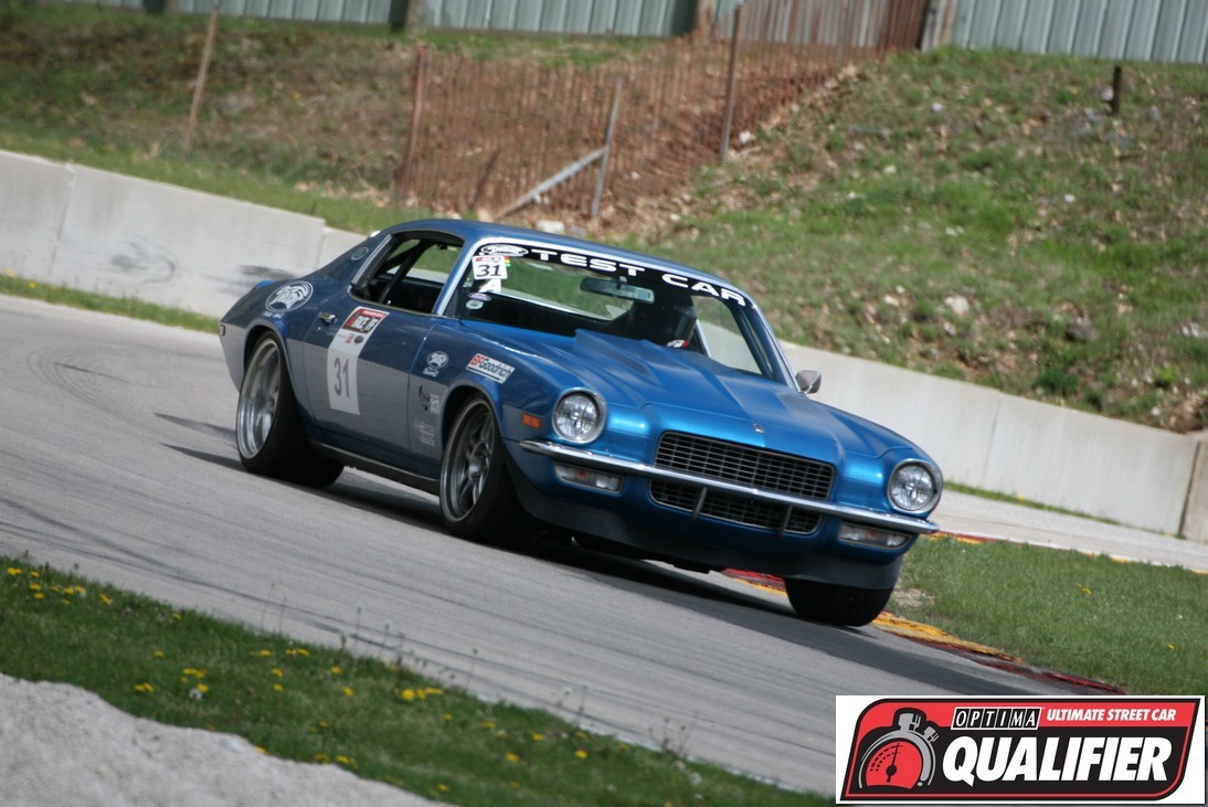 2011 OPTIMA Ultimate Street Car Invitational Preview- Kyle Tucker's '70 Camaro