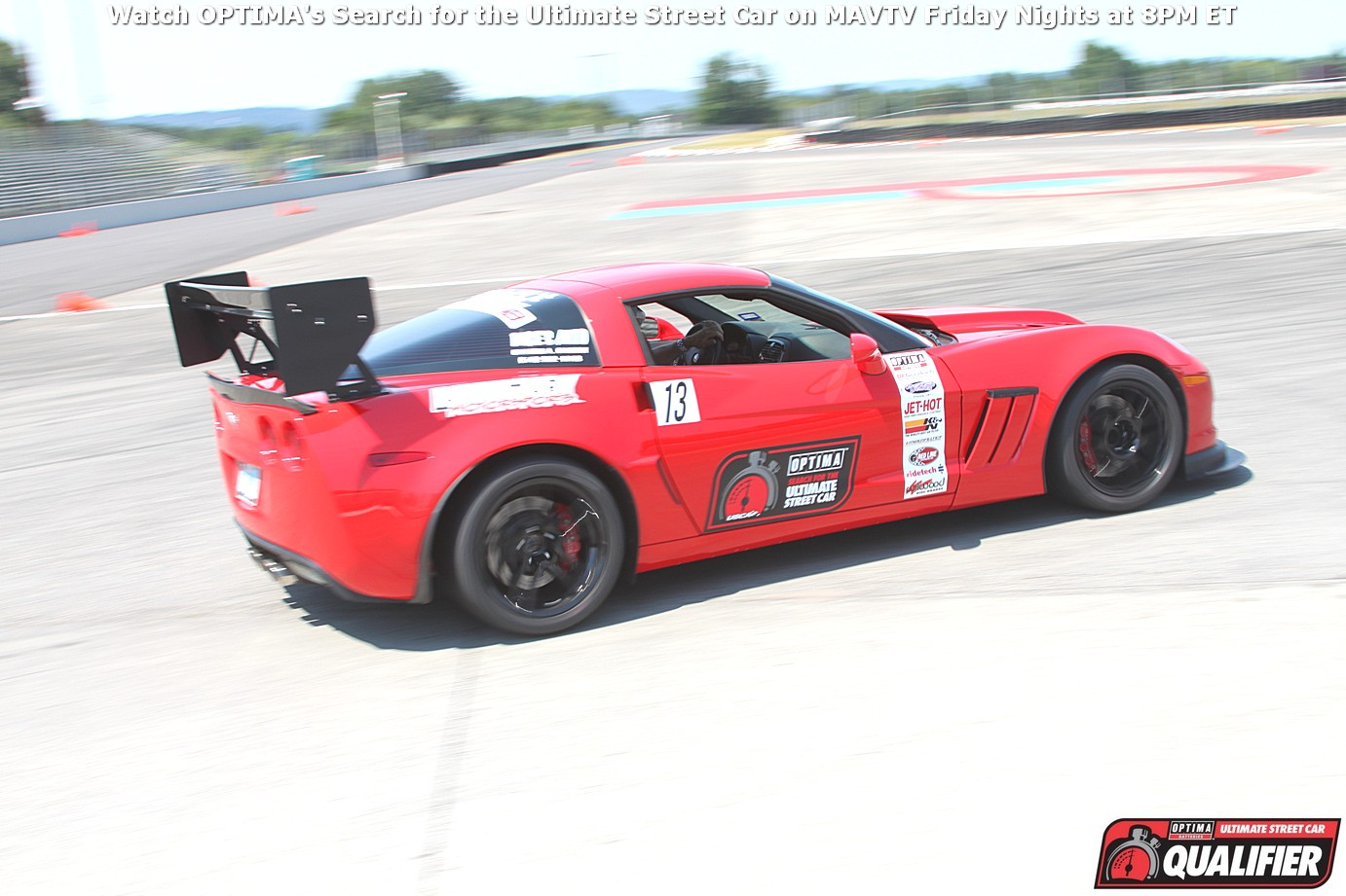 2014 OUSCI Preview- Duke Langley's 2012 Chevrolet Corvette