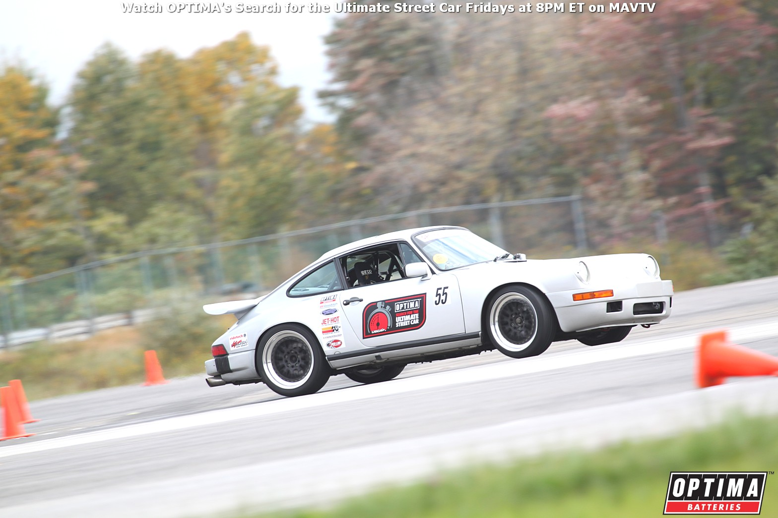 2014 OUSCI Preview- Herman Porter's 1985 Porsche 911