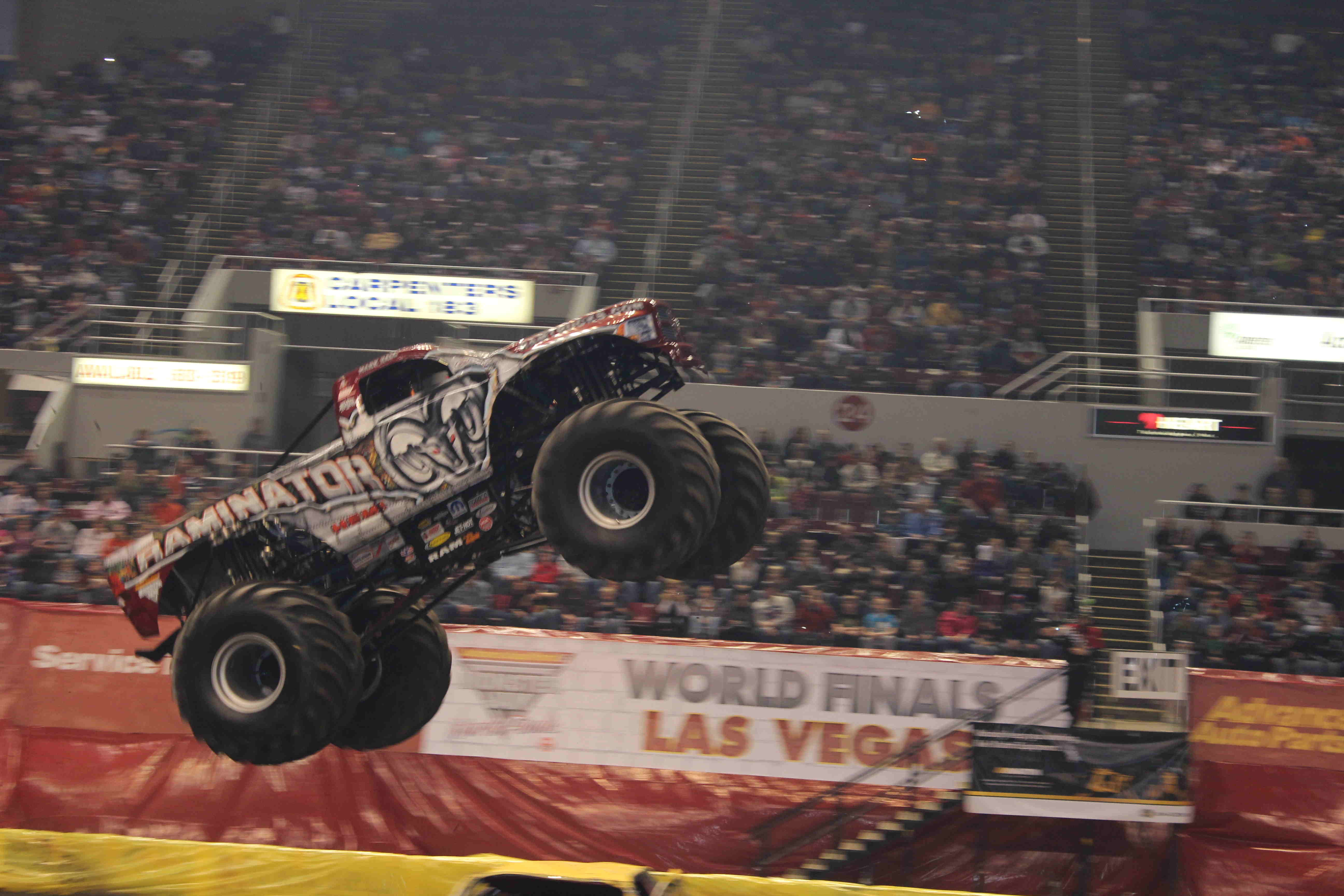 RAMINATOR & RAMMUNITION Continue to Dominate Monster Jam!