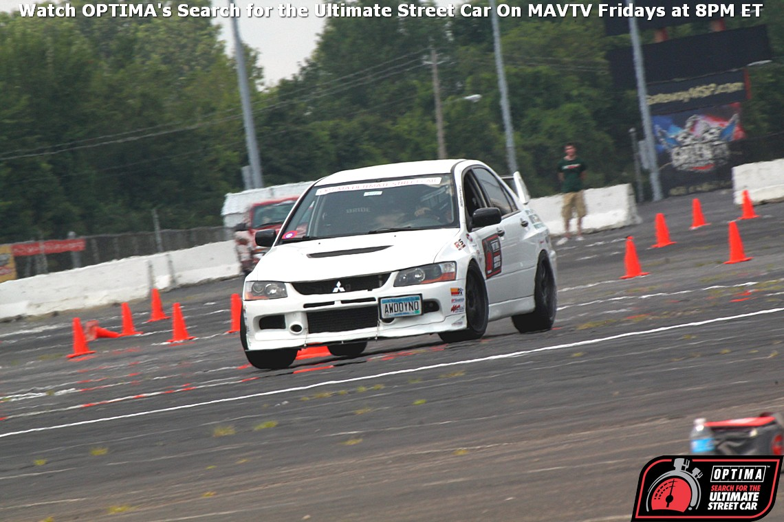 2014 OUSCI Preview- Ronnie Soliman's 2006 Mitsubishi Evo