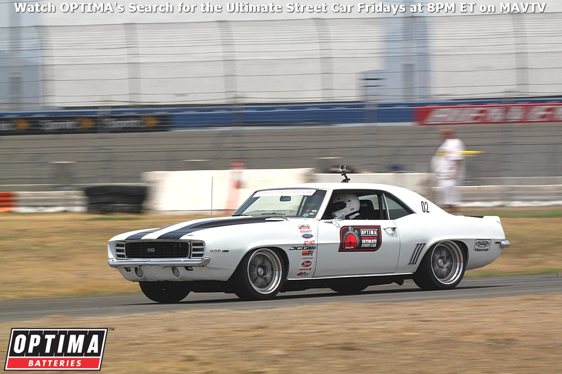 2014 OUSCI Preview- Jake Rozelle's 1969 Chevrolet Camaro