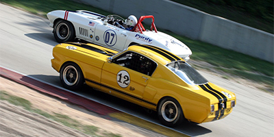 OPTIMA® BATTERIES NAMED THE OFFICIAL BATTERY OF SVRA FOR 2015 VINTAGE RACE