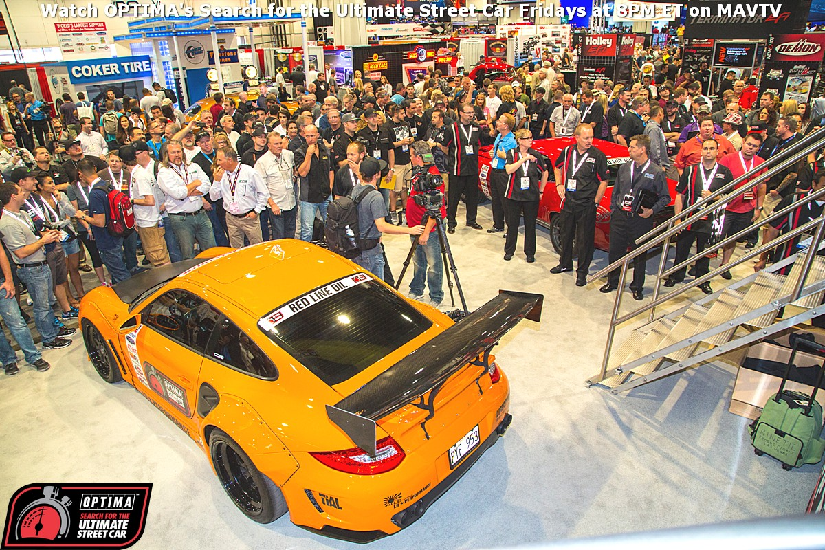 Making the Most of Your Trip to SEMA