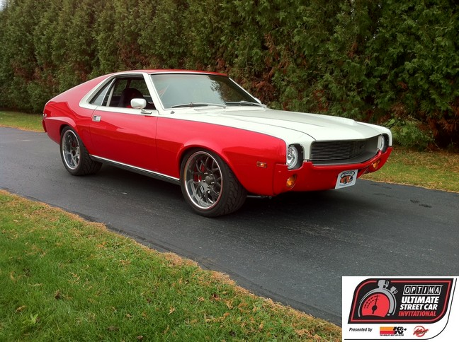 2011 OPTIMA Ultimate Street Car Invitational Preview- Jimi Day's '69 AMX