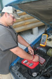 When Was The Last Time You Checked Your Battery Voltage?