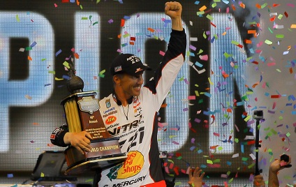 OPTIMA® Batteries Congratulates Edwin Evers on  2016 Bassmaster Classic Win