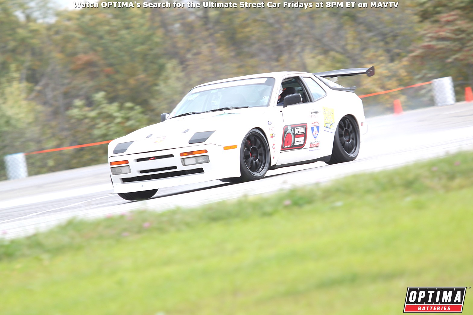 2014 OUSCI Preview- Chris Porter's 1986 Porsche 948